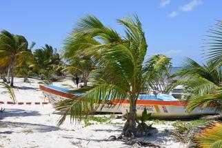 Strand von Punta Allen